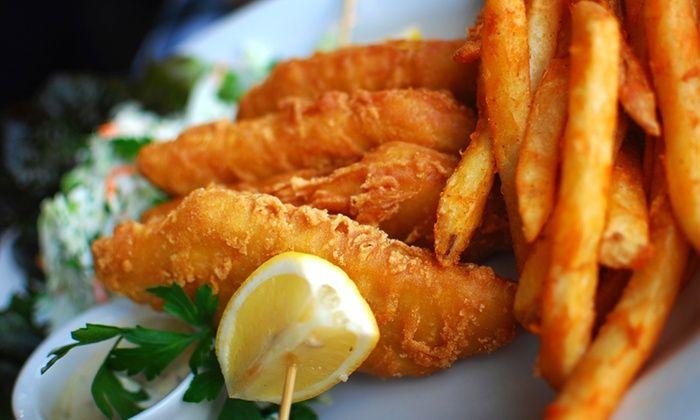 Crispy fillet of flounder