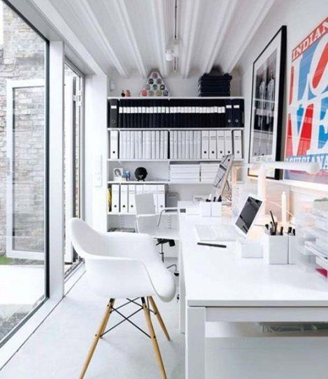 Die besten 25+ Häusliches arbeitszimmer Ideen auf Pinterest - der arbeitsplatz zu hause