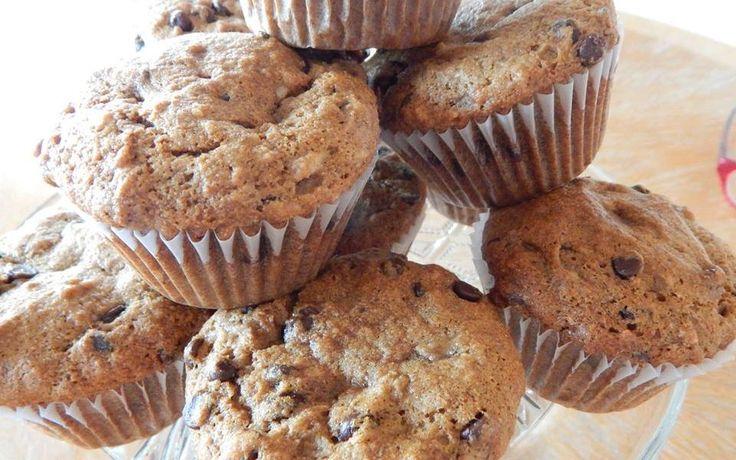 Banana Chocolate Muffins | Anita's Organic Mill