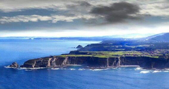 Cabo de Vidio, Asturias