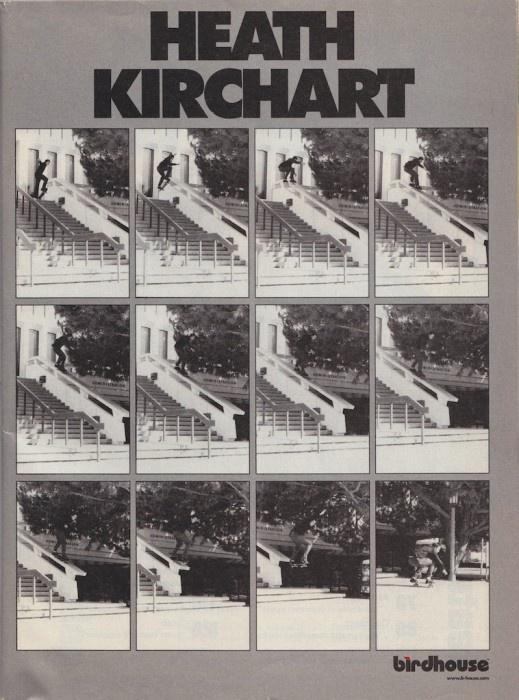 HEATH KIRCHART - BIRDHOUSE