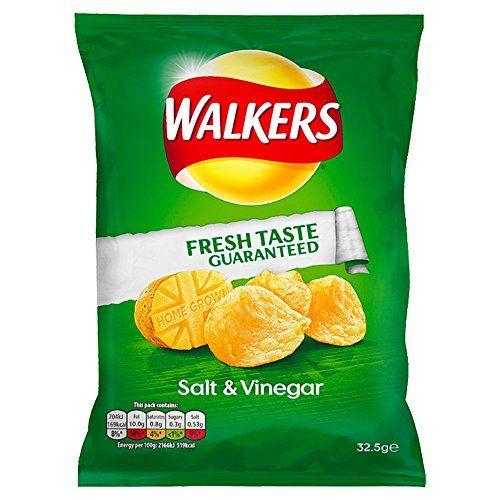 walkers chips salt & vinegar