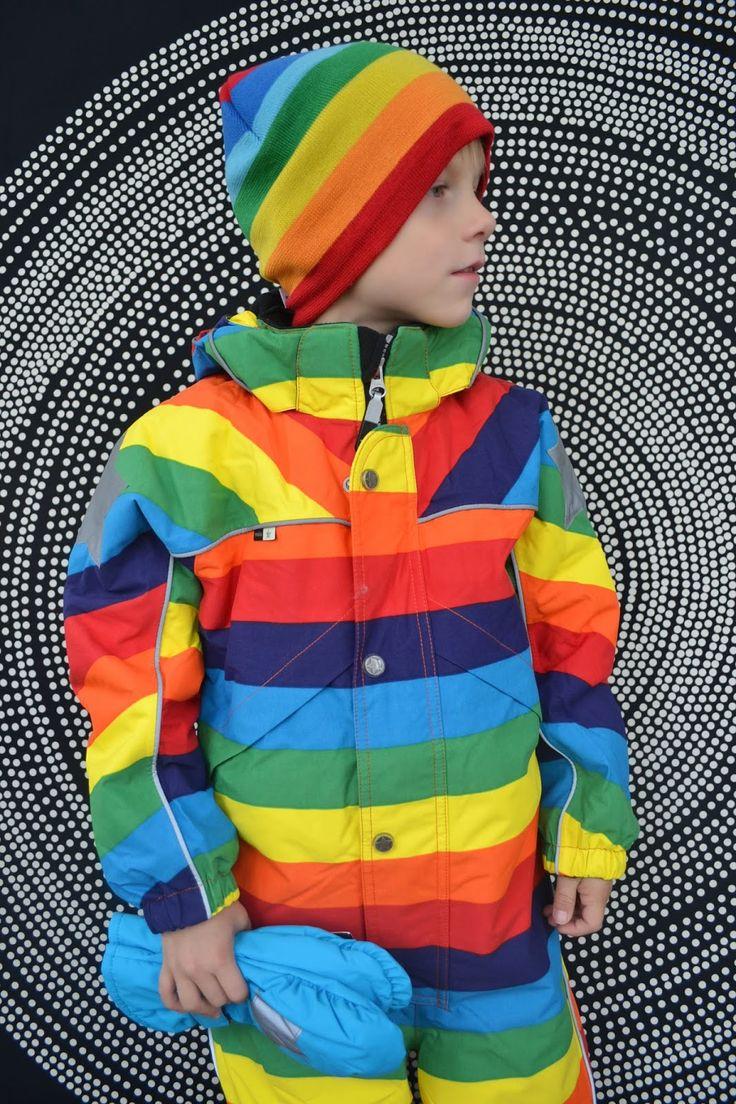 www.aatio.fi, Aati O, lastenvaatteet, Molo Kids, Polaris Rainbow
