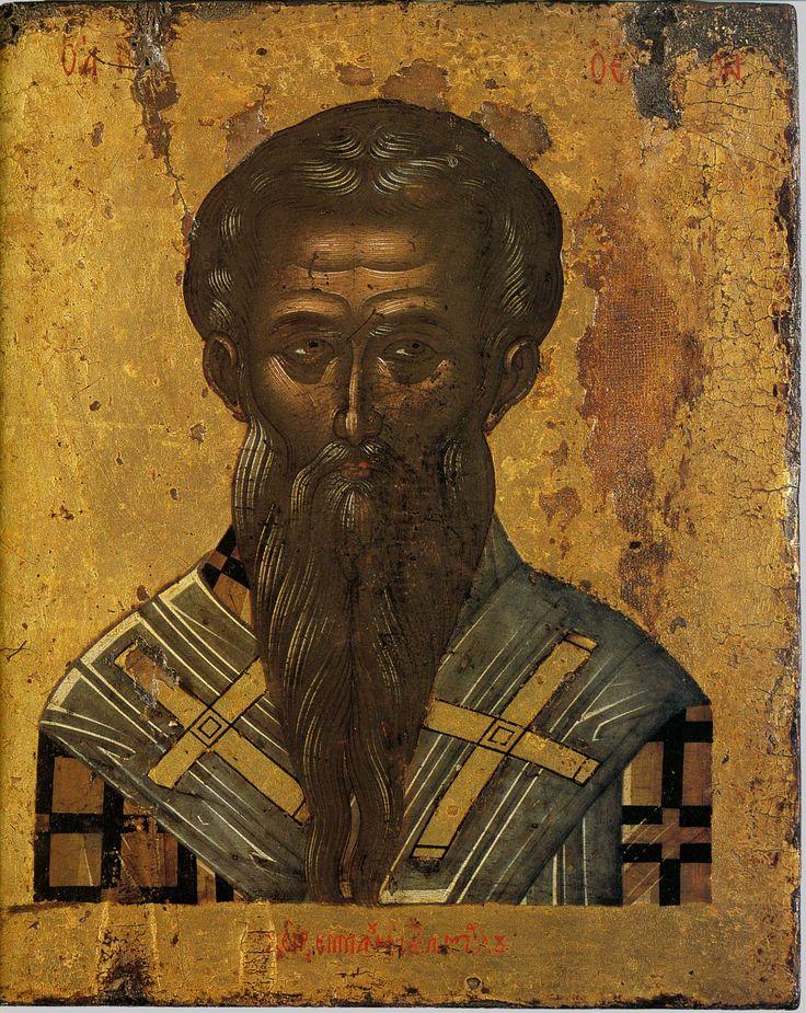 Иоанн Милостивый, свт.; . XVII в.; Греция. -
