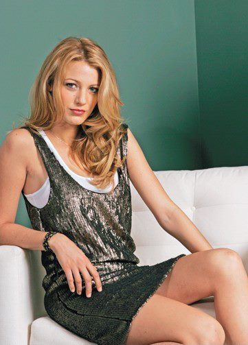 Blake Lively - Photoshoot 2007 - Women's Wear Daily (2007)