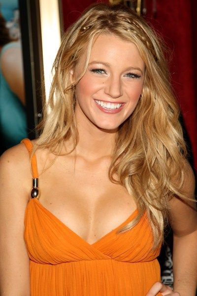 Famous People Snapchat - Blake Lively
