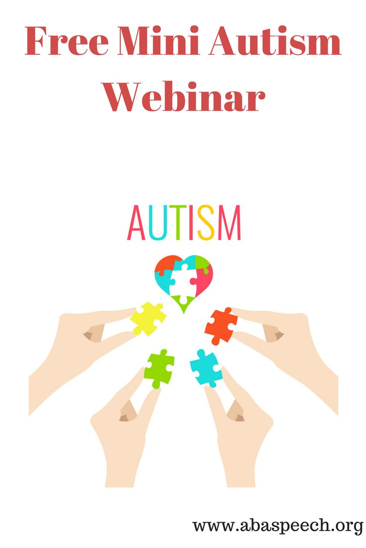 Autism webinar created for your staff's needs. Free 30 minute personalized webinar and 30 minute consult with Rose Griffin , speech therapist and board certified behavior analyst.