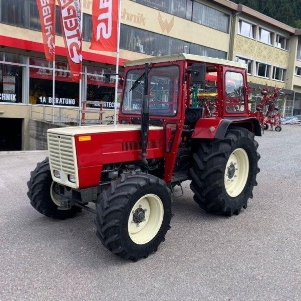 Steyr 548 Traktor Baujahr 1979 45 Ps Hochstgeschwindigkeit 30 Km H 3 Zylinder Motor Steyr Traktor Traktoren