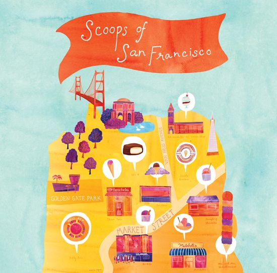 Best San Francisco Images On Pinterest Francisco Dsouza - Us map san francisco