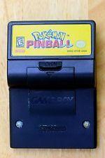 Pokemon Pinball with Instruction Manual  get it http://ift.tt/2aUDGSc pokemon pokemon go ash pikachu squirtle