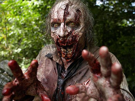 walking dead zombies pics | Halloween Photography: The Walking Dead Zombie Pictures