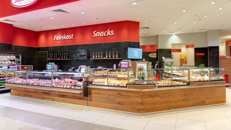 Aichinger: GOURMET: The flexible catering counter from AICHINGER