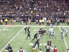 #Ticket  4 New Orleans Saints Detroit Lions Tickets Lower Level Section 139 Sideline #deals_us