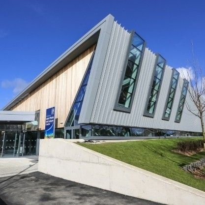 Leys Pools and Leisure Centre makes splash in community