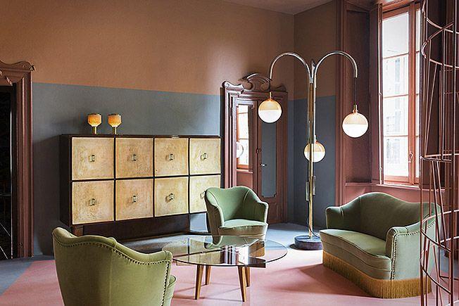 Dimorestudio: новый облик квартиры-выставки • Интерьеры • Дизайн • Интерьер+Дизайн