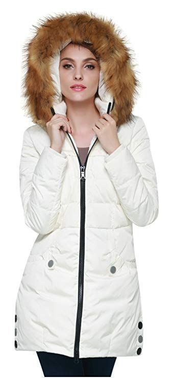 Ordered this coat for my 18 year old daughter via Amazon Prime 1 day and  received it the very next day just in time for this winter stormy Saturday. 292de7b4fc