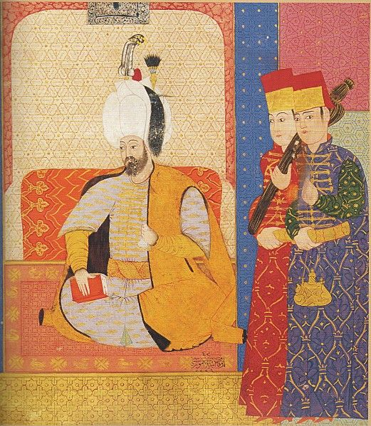 Nakkas Osman, Semailname, Sultan Murad III  http://www.sedefscorner.com/2012/11/queen-elizabeth-i-to-sultan-murad-iii.html