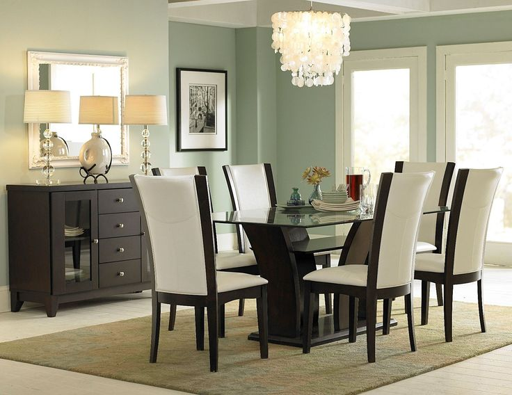 163 best images about Dining Rooms on Pinterest | Fine dining ...