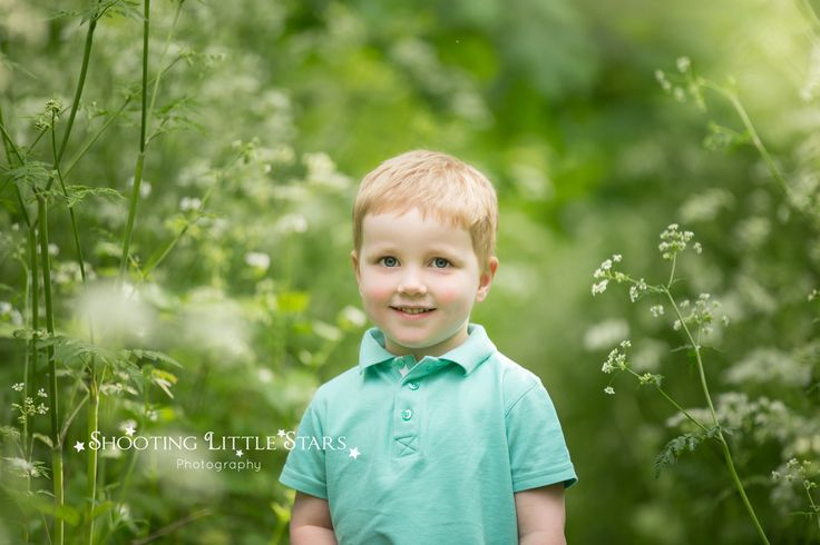 Surrey Spring Family Portraits