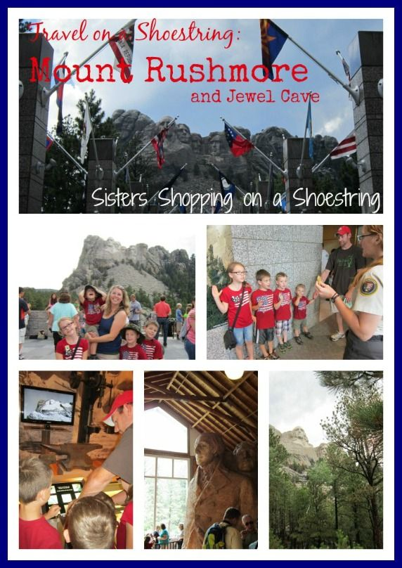 Mount Rushmore vacation and Jewel Cave with kids