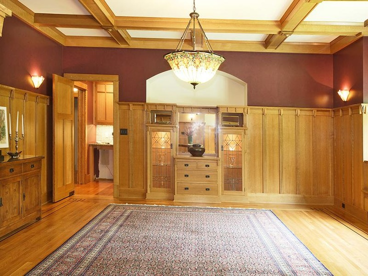 1920s Interior Design Craftsman Style InteriorsBungalow