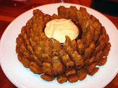Outback Steakhouse Bloomin' Onion.............I FINALLY found it..........man, I love these!!!!!!