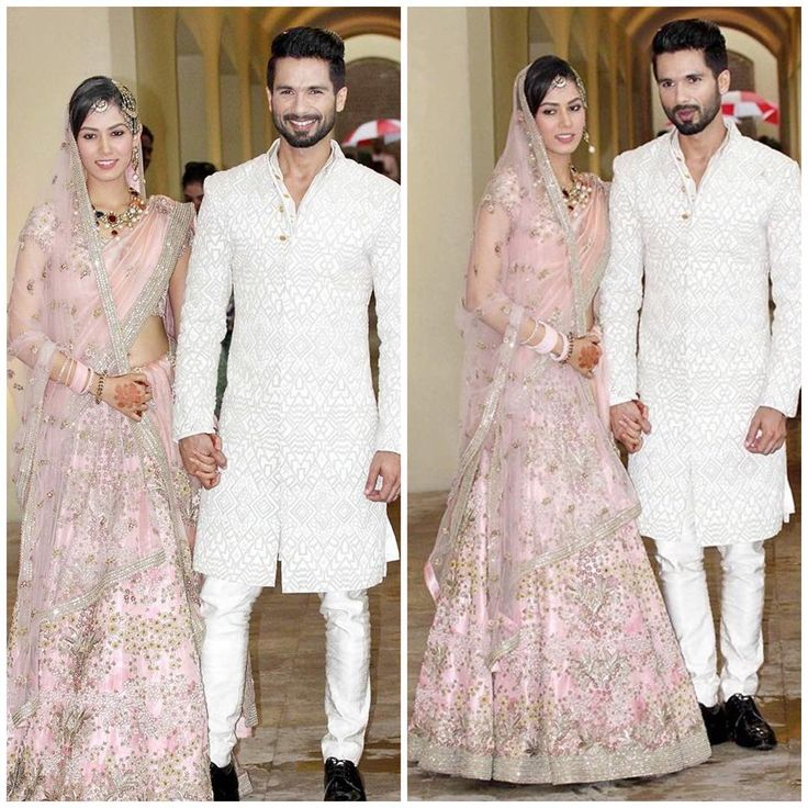 "Femina on Instagram: ""Here's wishing our newly wedded couple Mr & Mrs @shahidkapoor a very Happy Married life! Congratulations!"""