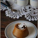 Кофейный флан с пряностями