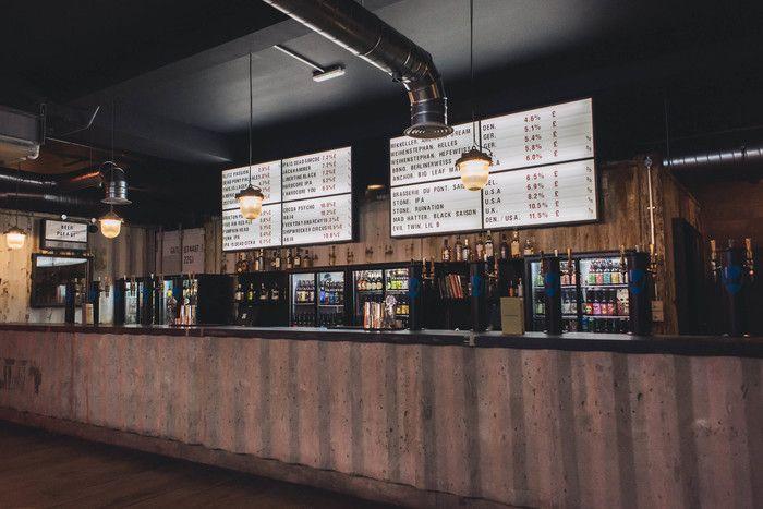 Brewdog (Liverpool), Multiple Bar or Club | Restaurant & Bar Design Awards