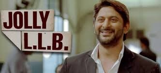 Jolly LLB (2013) Movie Review :   MoviePsycho Rating : _/5 `Jolly LLB` is a social satire on the Indian judiciary. The story follows a struggling lawyer named Jolly (Arshad Warsi) who wants to make it big in life like his idol (Boman Irani). But when he is signed a court case against his own idol, Jolly must prove his worth and his skills as a lawyer and win the case!