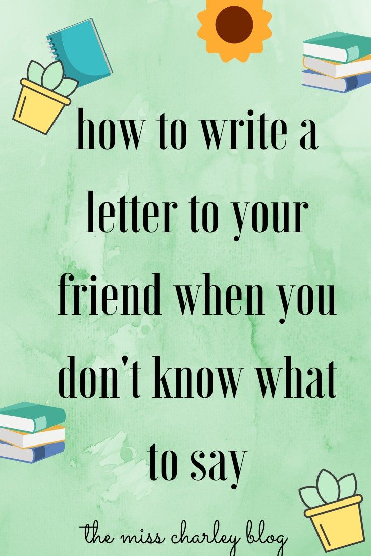 How to Write Letters to Friends in 11  Writing a love letter
