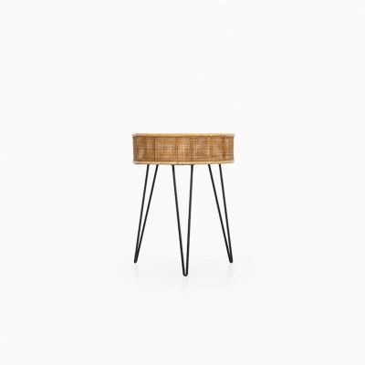 Side Table from the fifties by Nisse Strinning for String Design AB