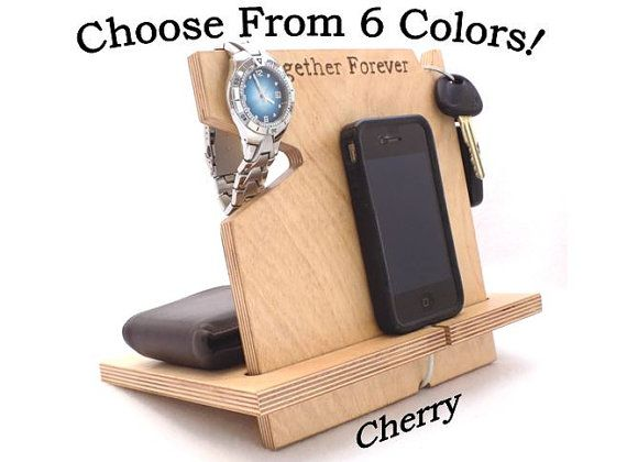 Christmas Gifts For Boyfriend, Fathers Day Gift, Gifts For Dad, Gift For Brother, Gift For Husband, iPhone 6 Docking Station, Mens Gift