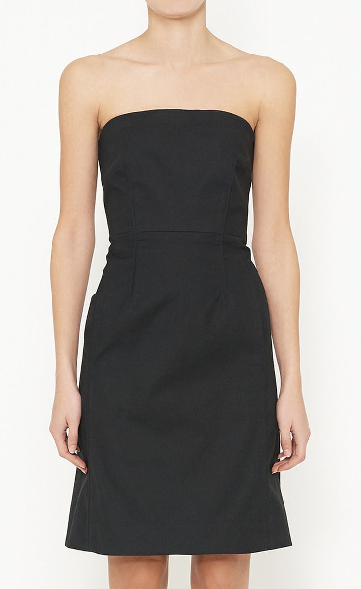Vince Black Dress.