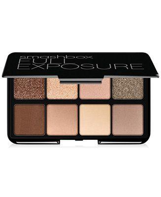 Smashbox Travel-Size Full Exposure Eyeshadow Palette - Gifts & Value Sets - Beauty - Macy's