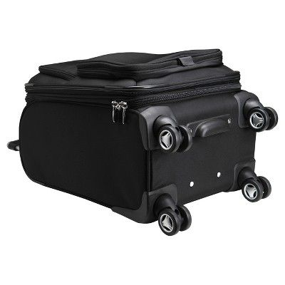 NBA Minnesota Timberwolves Mojo Carry-On Spinner Luggage