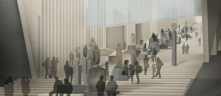 O Grande Museu Egípcio (GEM), a meio caminho entre as Pirâmides de Gizé e a moderna cidade do Cairo encontra-se em uma  obra  de 800 milhões dólares que em breve será o lar de 100 mil artefatos antigos abrangendo mais de 7.000 anos de história.  È um museu planejado para abrigar artefatos do antigo Egito, também conhecido como o Museu de Gizé. É o maior museu arqueológico do mundo, o museu está programado para abrir em 2015 e será instalado em 50 hectares de terra de aproximadamente dois…