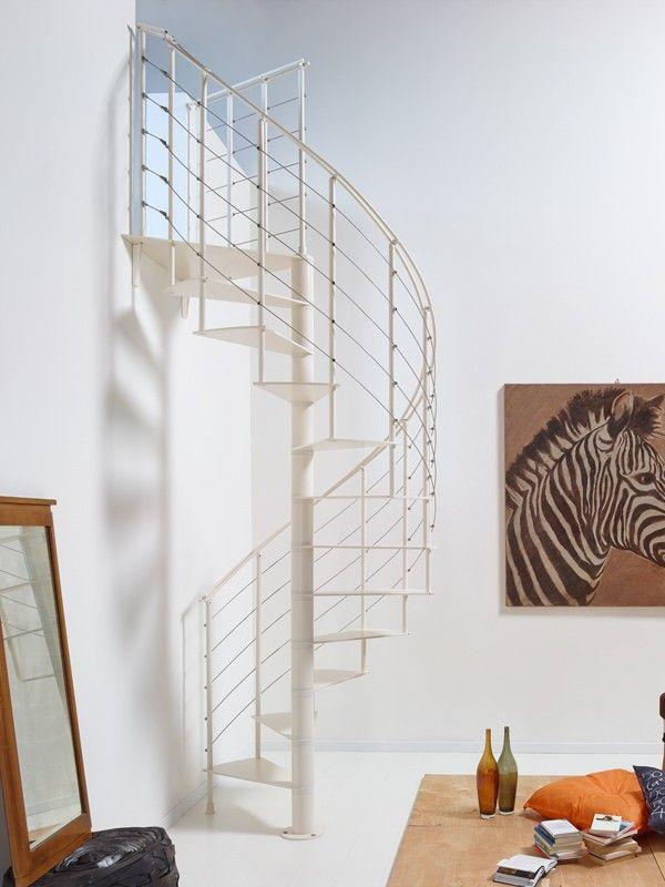 Escalier en colimaçon Fontanot Slim | conception de style propre