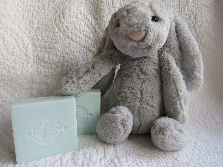 """""""BABYBUNNY"""" ~ BC Wild Glacial Clay Organic soap ~ Made by: THE MOUNTAIN: BC SKINCARE CO. for $15.00 CAD bcmnt.skincareco@gmail.com"""