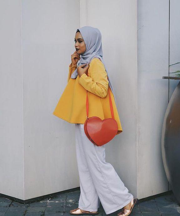 58 Best Celana Panjang Images On Pinterest Hijab Casual Hijab