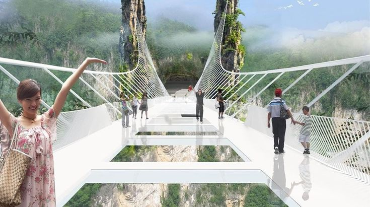 grand_canyon_glass_bridge  #bridge #civil #construction #being_civil_engineer
