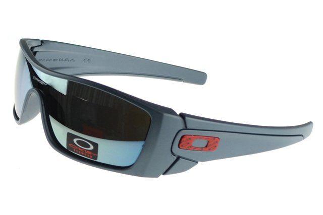 The Best Fake Oakley Batwolf Sunglasses grey Frame blue Lens#Oakley Sunglasses