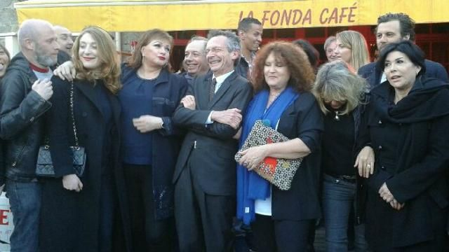 Catherine Jacob, Philippe Chevallier, Patrice Leconte, Valérie Mairesse, Liane Foly...