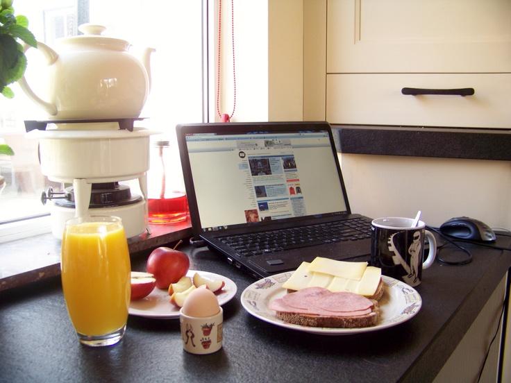 25-03-2013 Breakfast