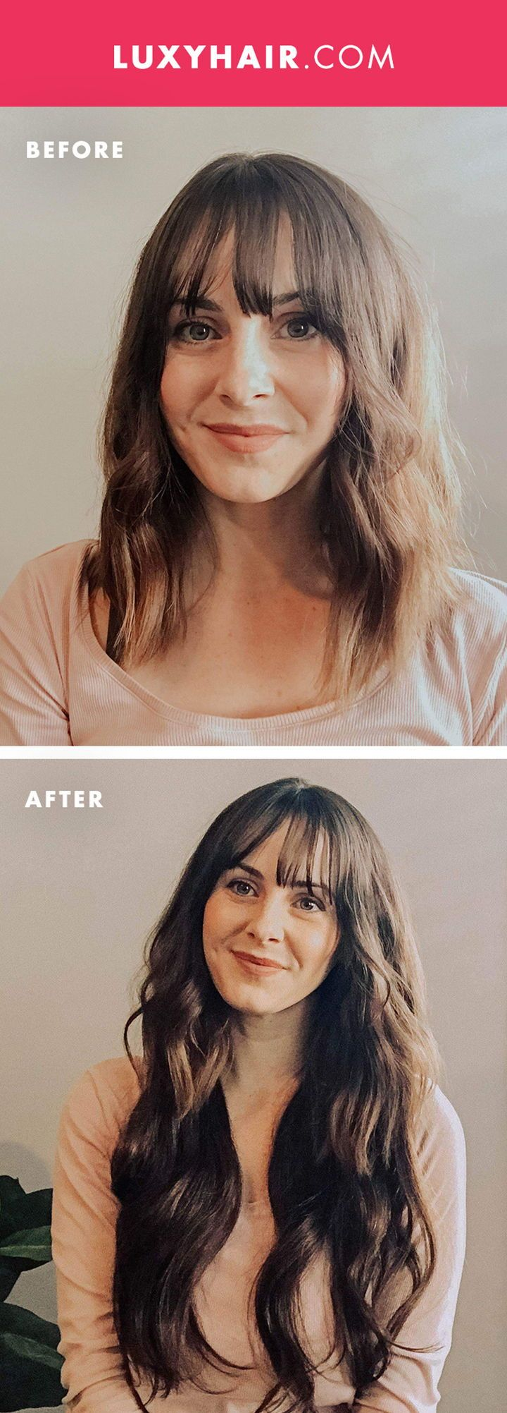 The 108 Best Luxy Hair Transformations Images On Pinterest Amazing