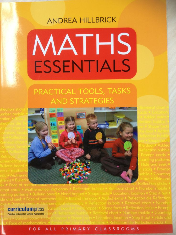 Brilliant hands-on tasks for all year levels and maths concepts, must have! Available from http://andreahillbrick.com.au