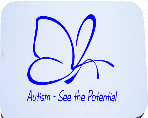 Some day it will all make sense.  For now, hug a kid with autism. : )