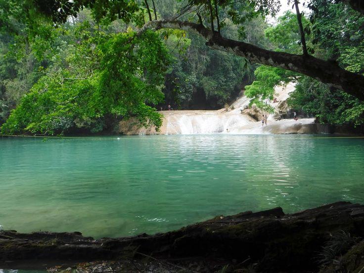 Agua Azul et les chutes de Roberto Barrios,Chiapas, Mexique | Travel of my shoes