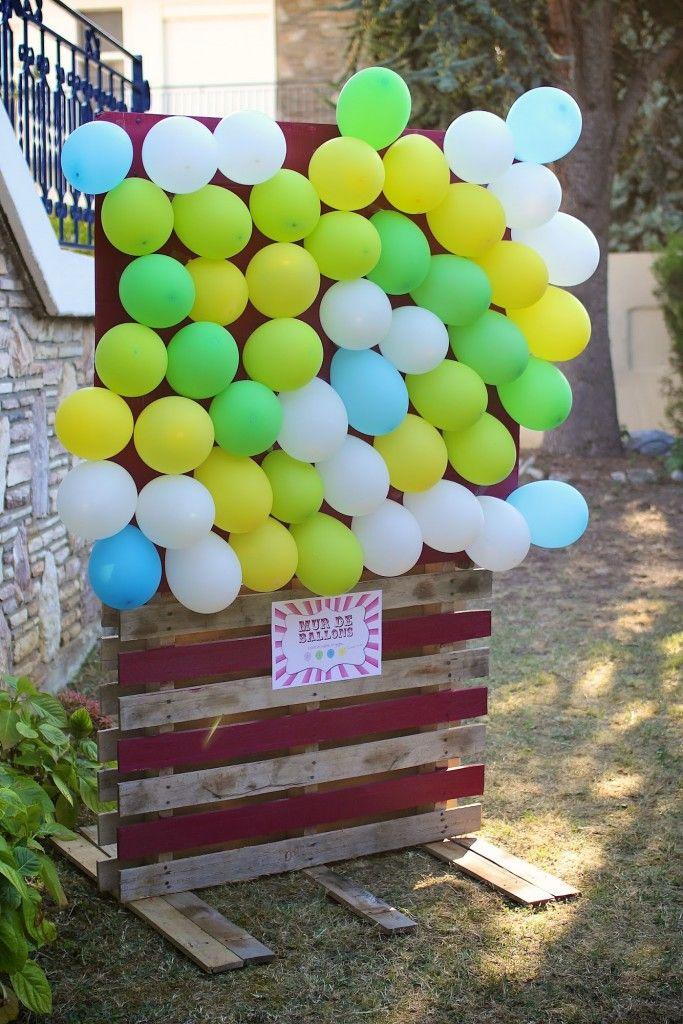 Un anniversaire «Fête foraine» : les jeux ! | A way of travel