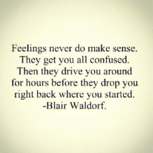 #truth --Blair Waldorf Quote